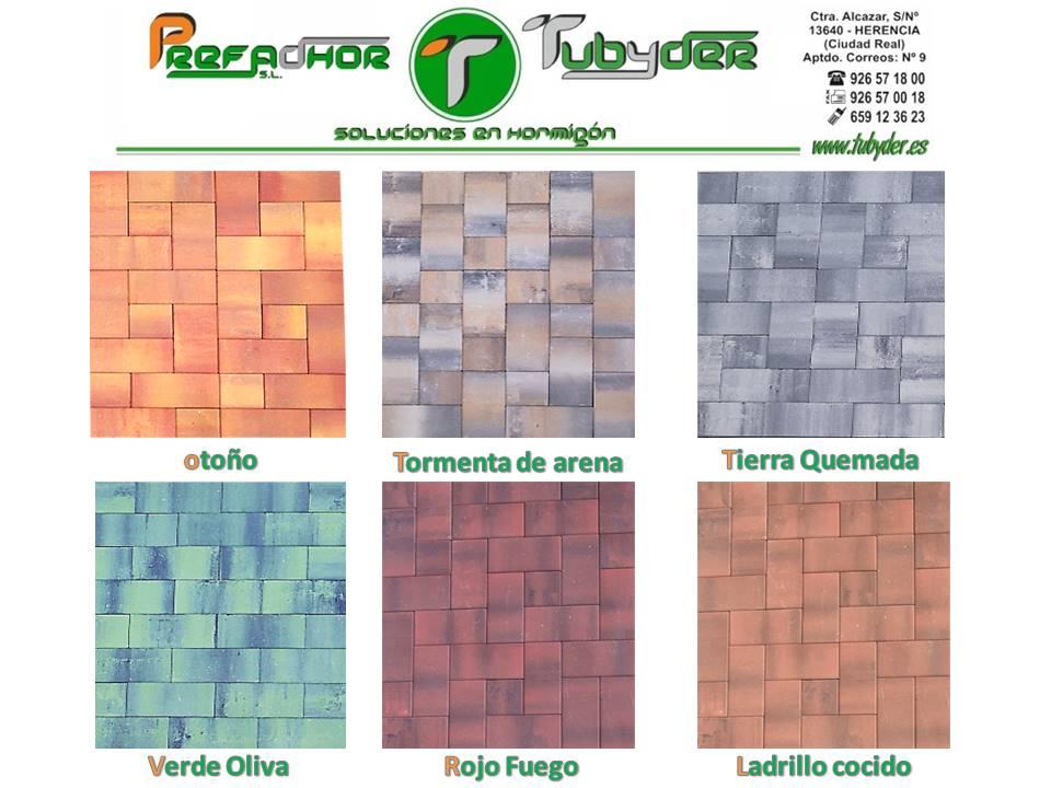 Ficha colores
